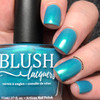 AVAILABLE AT GIRLY BITS COSMETICS www.girlybitscosmetics.com Surfboard (Beach Bunny Collection) by BLUSH Lacquers | Photo credit: @dsetterfield74
