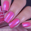 AVAILABLE AT GIRLY BITS COSMETICS www.girlybitscosmetics.com Teeny Weeny Pink Bikini (Beach Bunny Collection) by BLUSH Lacquers | Photo credit: @pamperedpolishes