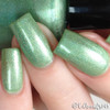 AVAILABLE AT GIRLY BITS COSMETICS www.girlybitscosmetics.com Absinthe Makes The Heart Grow Fonder (Core Collection) by Ellagee | Photo courtesy of @CDBnails