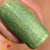 AVAILABLE AT GIRLY BITS COSMETICS www.girlybitscosmetics.com Absinthe Makes The Heart Grow Fonder (Core Collection) by Ellagee | Photo courtesy of The Jedi Wife