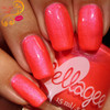 AVAILABLE AT GIRLY BITS COSMETICS www.girlybitscosmetics.com I'm Peach - ACLU Fundraiser (Core Collection) by Ellagee | Photo courtesy of The Jedi Wife