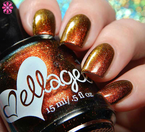 AVAILABLE AT GIRLY BITS COSMETICS www.girlybitscosmetics.com Daenorah (Throne Shippers Collection) by Ellagee | Photo courtesy of Cosmetic Sanctuary