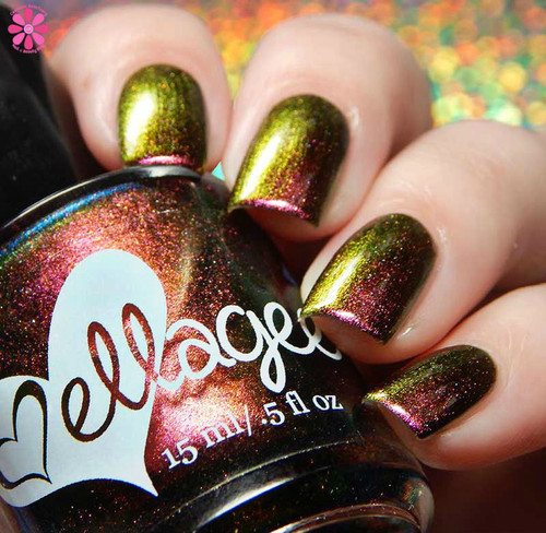 AVAILABLE AT GIRLY BITS COSMETICS www.girlybitscosmetics.com Gressandei (Throne Shippers Collection) by Ellagee | Photo courtesy of Cosmetic Sanctuary
