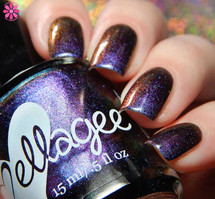 AVAILABLE AT GIRLY BITS COSMETICS www.girlybitscosmetics.com Tarthbane (Throne Shippers Collection) by Ellagee | Photo courtesy of Cosmetic Sanctuary