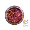 AVAILABLE AT GIRLY BITS COSMETICS www.girlybitscosmetics.com Dreams Shattered Flakes by Mitty