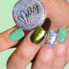 AVAILABLE AT GIRLY BITS COSMETICS www.girlybitscosmetics.com Rainbow Shattered Flakes by Mitty