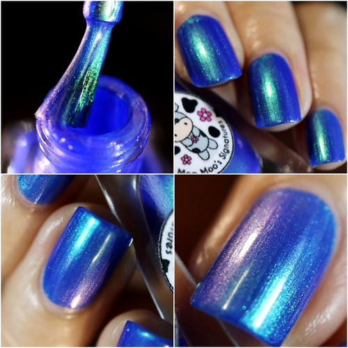 AVAILABLE AT GIRLY BITS COSMETICS www.girlybitscosmetics.com Moorora Borealis {Facebook Group Custom Limited Edition} by Moo Moo's Signatures