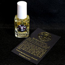 AVAILABLE AT GIRLY BITS COSMETICS www.girlybitscosmetics.com 24K Gold Cuticle Oil by Moo Moo's Signatures
