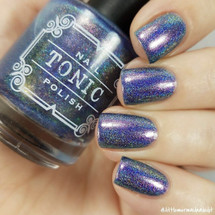 AVAILABLE AT GIRLY BITS COSMETICS www.girlybitscosmetics.com Come Wander (Spring 2017 Collection) by Tonic Polish | Swatch courtesy of @littlemermaidnailedit