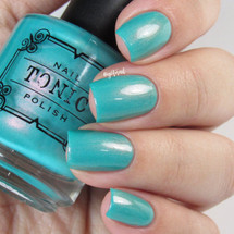 AVAILABLE AT GIRLY BITS COSMETICS www.girlybitscosmetics.com Deep Sea-crets (Spring 2017 Collection) by Tonic Polish | Swatch courtesy of @gotnail