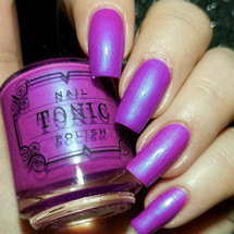 AVAILABLE AT GIRLY BITS COSMETICS www.girlybitscosmetics.com Alexandria's Genesis (Debut Collection) by Tonic Polish | Swatch courtesy of @showing_hue