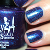 Girly Bits Cosmetics Keep Calm, Terry On (Crystal's Charity Lacquers) | Swatch courtesy of Streets Ahead Style