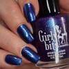 Girly Bits Cosmetics Keep Calm, Terry On (Crystal's Charity Lacquers) | Swatch courtesy of Manicure Manifesto