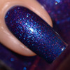 Girly Bits Cosmetics Keep Calm, Terry On (Crystal's Charity Lacquers) | Swatch courtesy of Delishious Nails