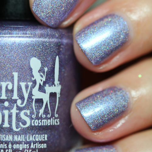 Girly Bits Cosmetics Fox Trot (Crystal's Charity Lacquers) | Swatch courtesy of Streets Ahead Style