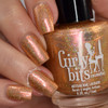Girly Bits Cosmetics Butterbeer Latte (CoTM September 2017) | Swatch courtesy of Manicure Manifesto