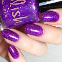 AVAILABLE AT GIRLY BITS COSMETICS www.girlybitscosmetics.com Umbridge (The Wizarding Worlds Bespokes Collection) by Pahlish | Swatch  provided by Hanninator