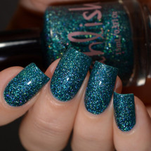 AVAILABLE AT GIRLY BITS COSMETICS www.girlybitscosmetics.com Kiddie Pool (By the Sea Collection) by Pahlish | Swatch  provided by Delishious Nails
