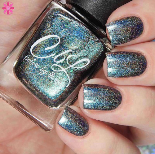 AVAILABLE AT GIRLY BITS COSMETICS www.girlybitscosmetics.com CbL PoTM - Sept 2017 - Going Home by Colors by Llarowe | Swatch courtesy of Cosmetic Sanctuary
