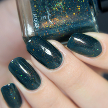 AVAILABLE AT GIRLY BITS COSMETICS www.girlybitscosmetics.com Colour Crush from the Things to Love Trio with Glitterfingersss by Femme Fatale | Swatch courtesy of @glitterfingersss
