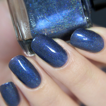 AVAILABLE AT GIRLY BITS COSMETICS www.girlybitscosmetics.com Aquatic from the Things to Love Trio with Glitterfingersss by Femme Fatale | Swatch courtesy of @glitterfingersss