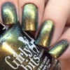 What the EL? - A Polish Con Chicago 2017 LE by Girly Bits | Swatch by Nail Experiments