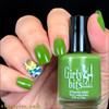 GIRLY BITS COSMETICS It's Near Leaf All (Fall 2017 Collection) | Swatch courtesy of IG@Honeybee_nails