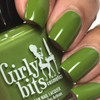 GIRLY BITS COSMETICS It's Near Leaf All (Fall 2017 Collection) | Swatch courtesy of @luvlee226