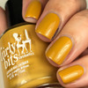 GIRLY BITS COSMETICS Butternut Leave Me (Fall 2017 Collection) | Swatch courtesy of The Dot Couture