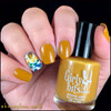 GIRLY BITS COSMETICS Butternut Leave Me (Fall 2017 Collection) | Swatch courtesy of IG@Honeybee_nails