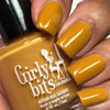 GIRLY BITS COSMETICS Butternut Leave Me (Fall 2017 Collection) | Swatch courtesy of @luvlee226