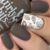 GIRLY BITS COSMETICS Walnuts About You (Fall 2017 Collection) | Swatch courtesy of Nail Experiments