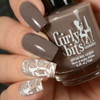 GIRLY BITS COSMETICS Walnuts About You (Fall 2017 Collection) | Swatch courtesy of De.lish.ious Nails