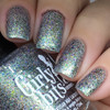 GIRLY BITS COSMETICS Aussie What You Did There (Girly Bits/Femme Fatale Collab) | Swatch courtesy of Nail Experiments