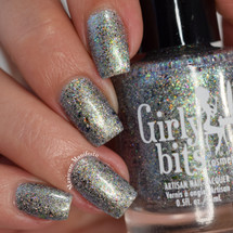 GIRLY BITS COSMETICS Aussie What You Did There (Girly Bits/Femme Fatale Collaboration) | Swatch courtesy of Manicure Manifesto