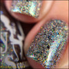 GIRLY BITS COSMETICS Aussie What You Did There (Girly Bits/Femme Fatale Collab) | Swatch courtesy of IG@Honeybee_Nails