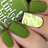 GIRLY BITS COSMETICS It's Near Leaf All (Fall 2017 Collection)   Swatch courtesy of Nail Experiments