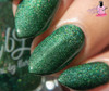 AVAILABLE AT GIRLY BITS COSMETICS www.girlybitscosmetics.com Pine Boughs (Holiday 2016 Collection) by Colors by Llarowe | Swatch courtesy of Nailed the Polish