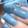 AVAILABLE AT GIRLY BITS COSMETICS www.girlybitscosmetics.com Pine Boughs (Holiday 2016 Collection) by Colors by Llarowe | Swatch courtesy of @glitterfingersss