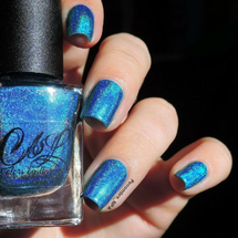 AVAILABLE AT GIRLY BITS COSMETICS www.girlybitscosmetics.com Young Turks (The Holos Collection) by Colors by Llarowe | Swatch courtesy of penombre_NPA