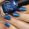 AVAILABLE AT GIRLY BITS COSMETICS www.girlybitscosmetics.com Healing Waters (The Journey Collection) by Colors by Llarowe | Swatch courtesy of Bruised Up Dollie