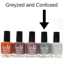 GIRLY BITS COSMETICS Greyzed and Confused (Fall 2017 Collection) | Photo courtesy of Girly Bits