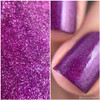 AVAILABLE AT GIRLY BITS COSMETICS www.girlybitscosmetics.com Plum Ready for Summer (Winter 2017 Collection) by Colors by Llarowe | Swatch courtesy of IG @dsetterield74