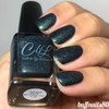 AVAILABLE AT GIRLY BITS COSMETICS www.girlybitscosmetics.com CbL PoTM - Nov 2017 - Fall Y'all by Colors by Llarowe   Swatch courtesy of IG @buffnails80