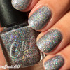 AVAILABLE AT GIRLY BITS COSMETICS www.girlybitscosmetics.com CbL PoTM - Dec 2017 - Home for the Holidays by Colors by Llarowe | Swatch courtesy of @buffnails80