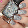 AVAILABLE AT GIRLY BITS COSMETICS www.girlybitscosmetics.com CbL PoTM - Dec 2017 - Home for the Holidays by Colors by Llarowe | Swatch courtesy of Cosmetic Sanctuary