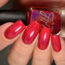 AVAILABLE AT GIRLY BITS COSMETICS www.girlybitscosmetics.com I'm Home - LE - The Indie Shop San Antonio 2017 by Colors by Llarowe | Swatch courtesy of Delishious Nails
