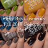 GIRLY BITS COSMETICS Fall 2017 Collection Part 1 ( 5 pcs) | Photo courtesy of Manicure Manifesto