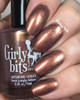 GIRLY BITS COSMETICS Turducken (Nov 2017 CoTM) | Swatch courtesy of Ehmkay Nails