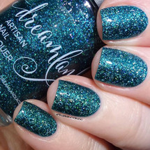 AVAILABLE AT GIRLY BITS COSMETICS www.girlybitscosmetics.com Over the Sea to Skye (Outlander 2016 Collection) by Dreamland Lacquer | Photo credit: @Kimireeree